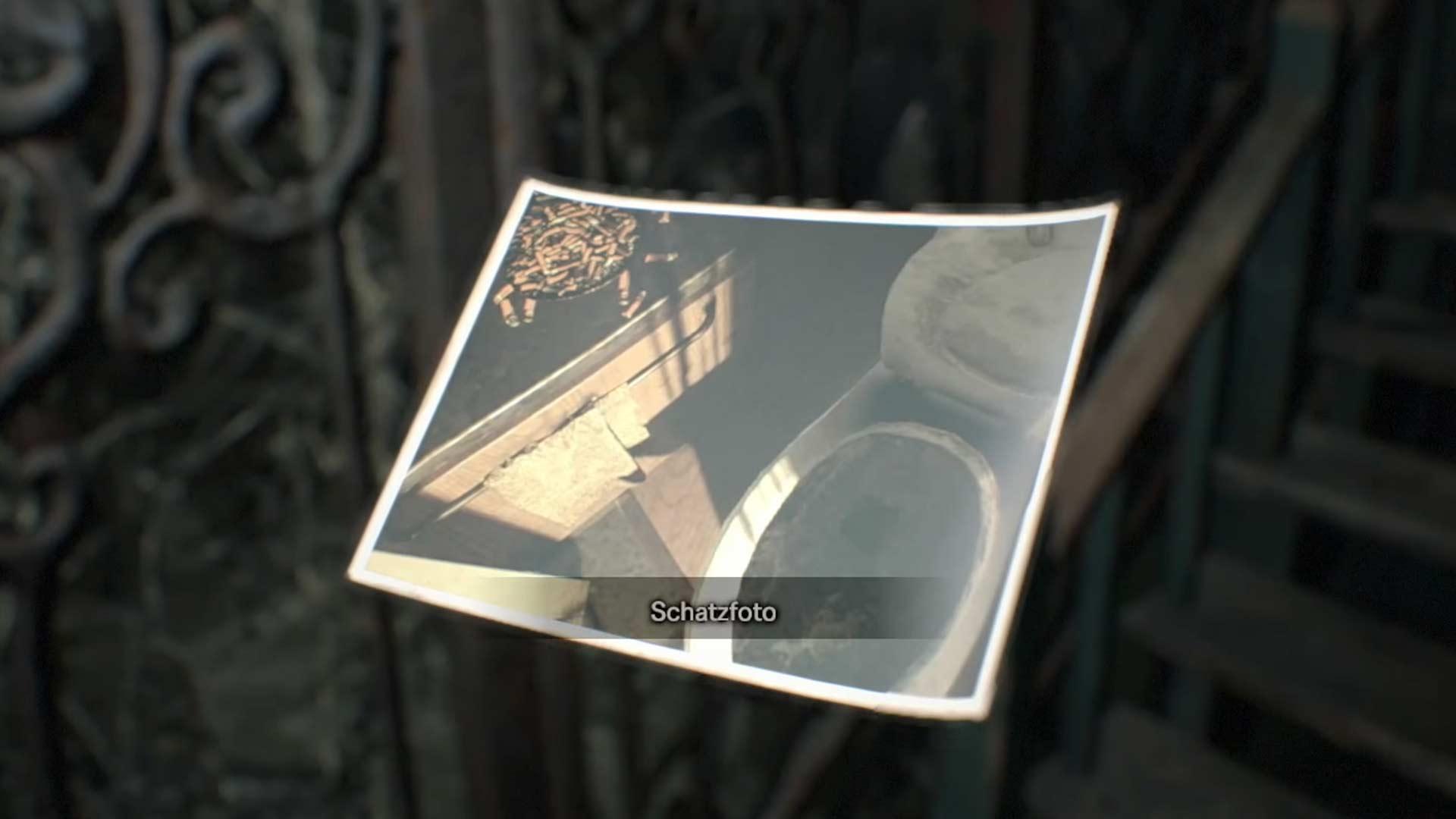 Schatzfoto 2 in Resident Evil 7