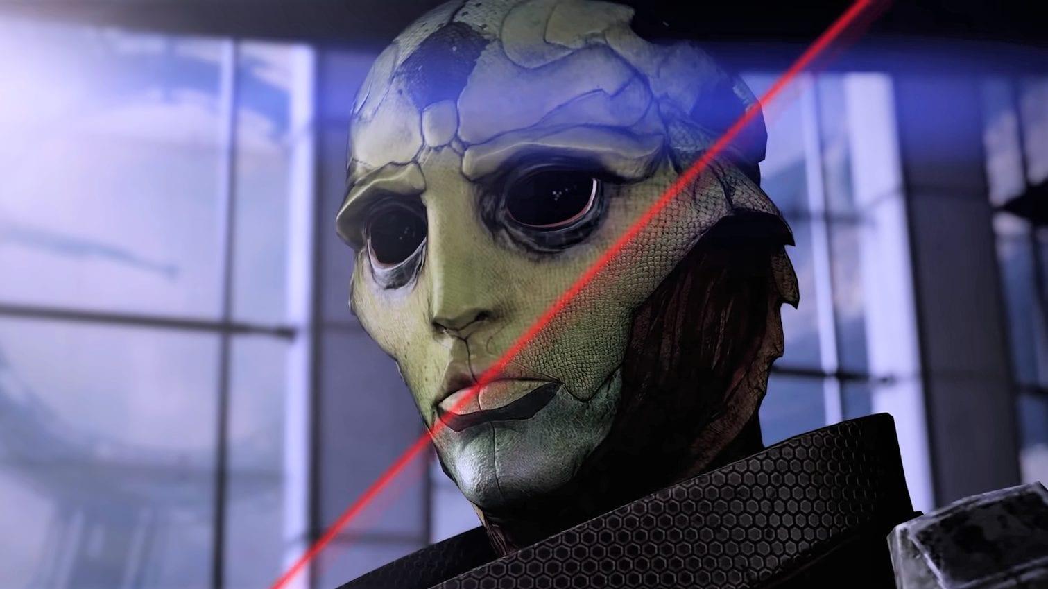 Mass Effect Legendary Edition Vergleich Original