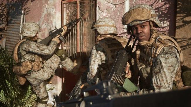 Six Days in Fallujah Screenshot