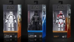Star Wars - The Black Series - Restock 5 Figuren