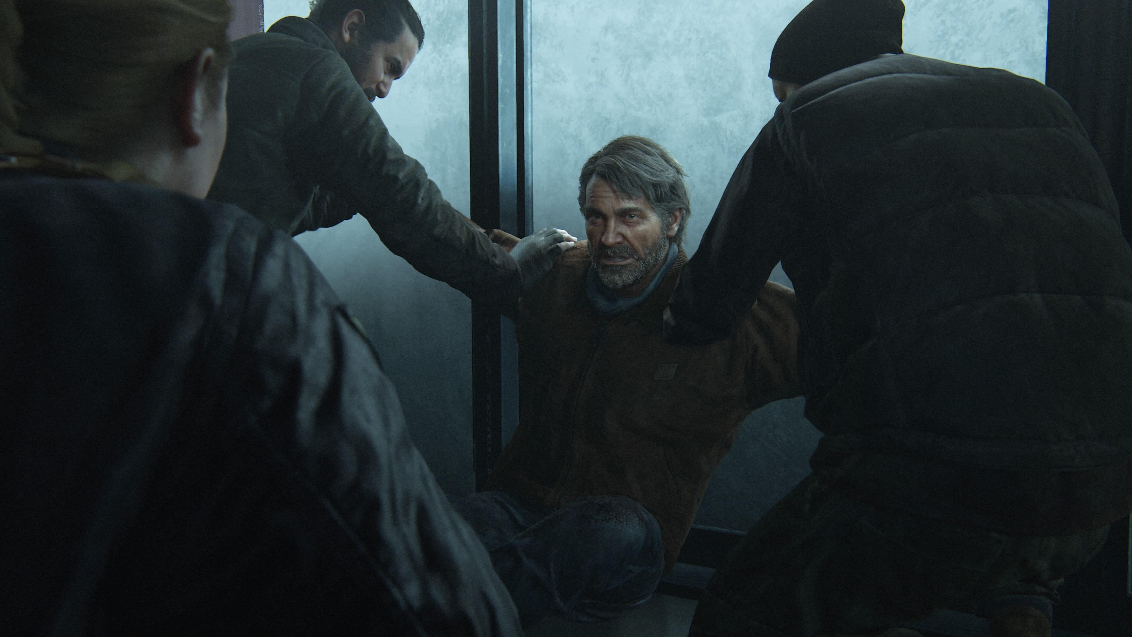 The Last of Us 2 Joel Tod