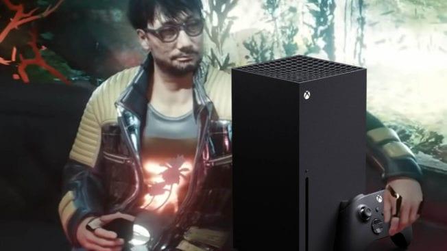 Cyberpunk 2077 - Hideo Kojima