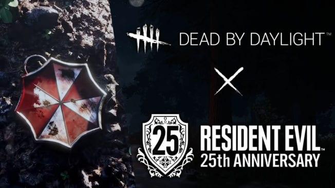 Dead by Daylight Resident Evil Killer Crossover