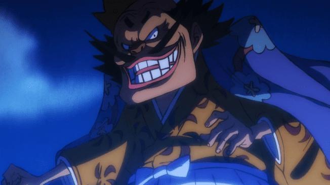One Piece: Shogun Orochi, Wa no Kuni