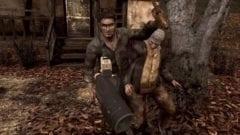 Resident Evil 4 - VR-Modus