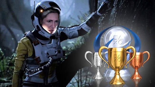 Returnal Trophäen Liste Trophy