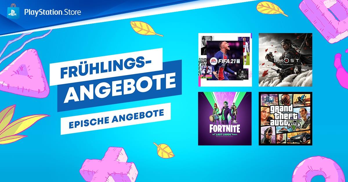 Angebote im PlayStation Store