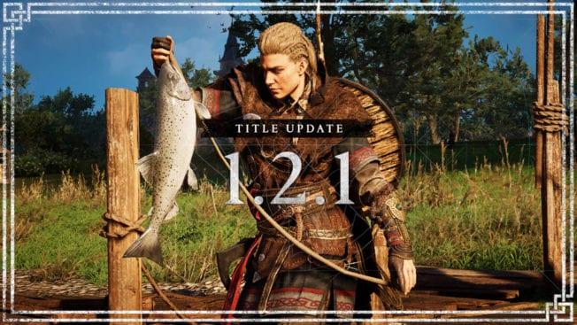 Assassin's Creed Valhalla Update 1.2.1