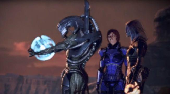 Mass Effect 3: Frieden zwischen Geth und Quarianer - Lösung (Guide)