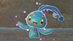 New Pokémon Snap Mysteriöses Pokémon Manaphy Fundort alle Sterne
