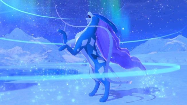 New Pokémon Snap Legendäres Mysteriöses Pokémon Suicune Fundort alle Sterne