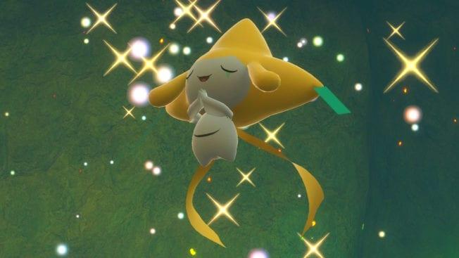 New Pokémon Snap Legendäres Mysteriöses Pokémon Jirachi Fundort alle Sterne