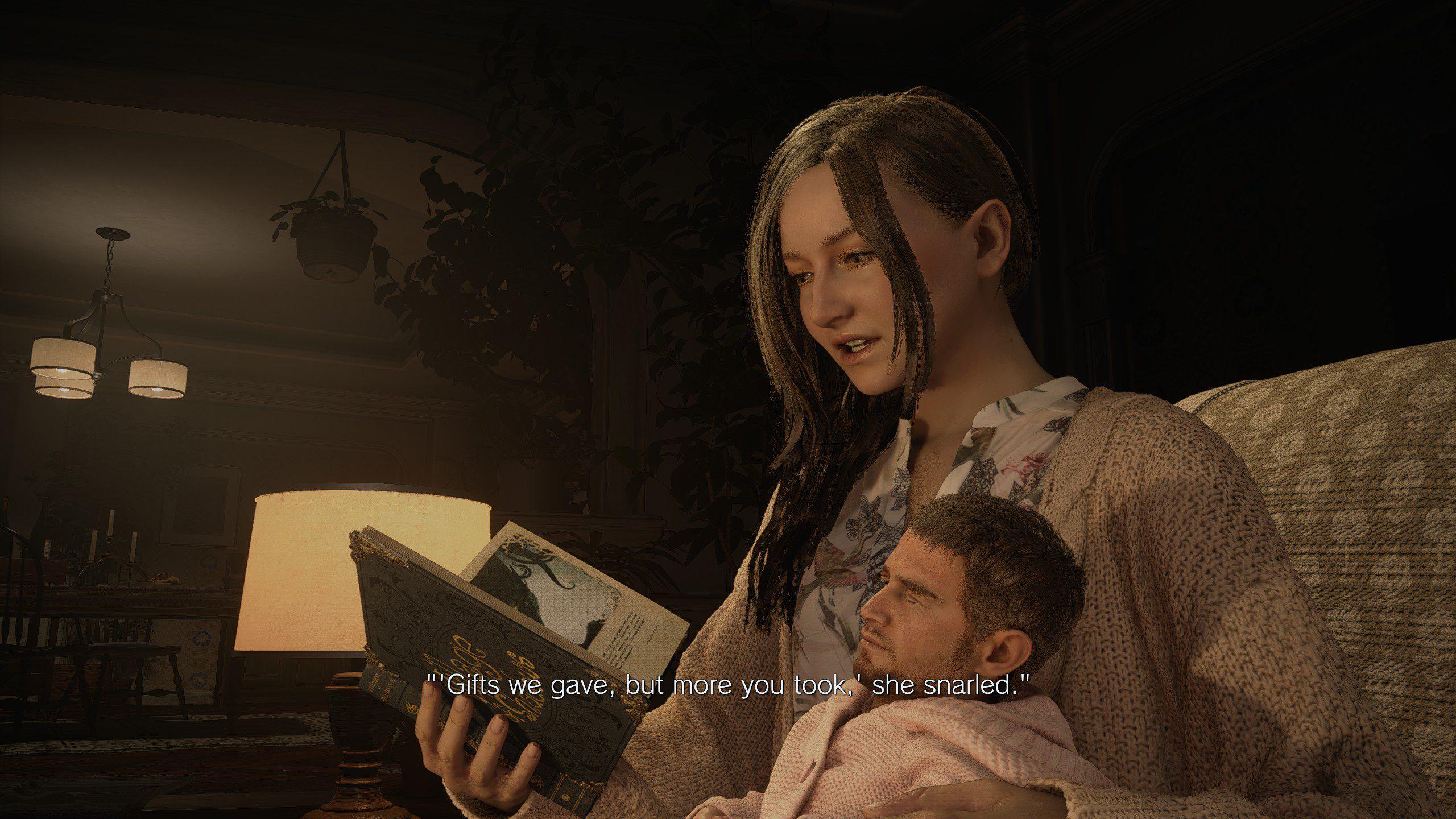 Resident Evil 8 - Mods - Chris