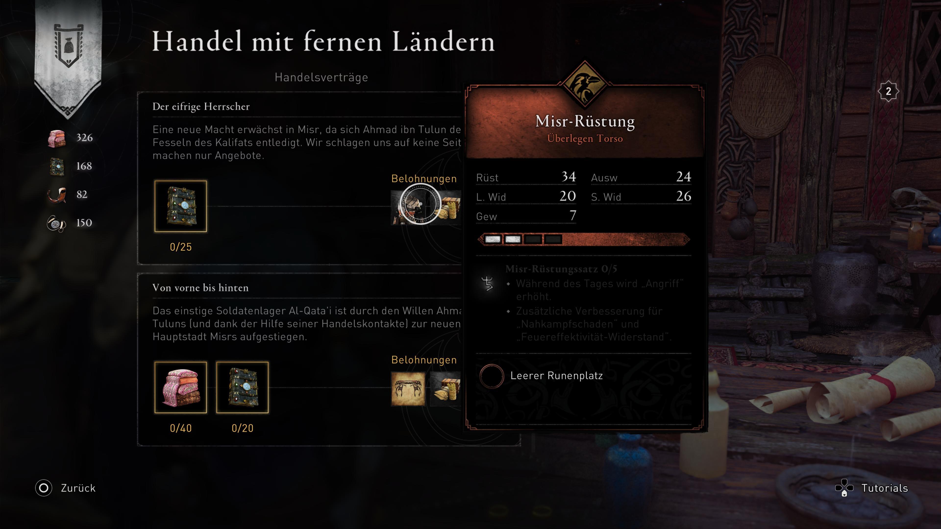 Assassin's Creed Valhalla Handel