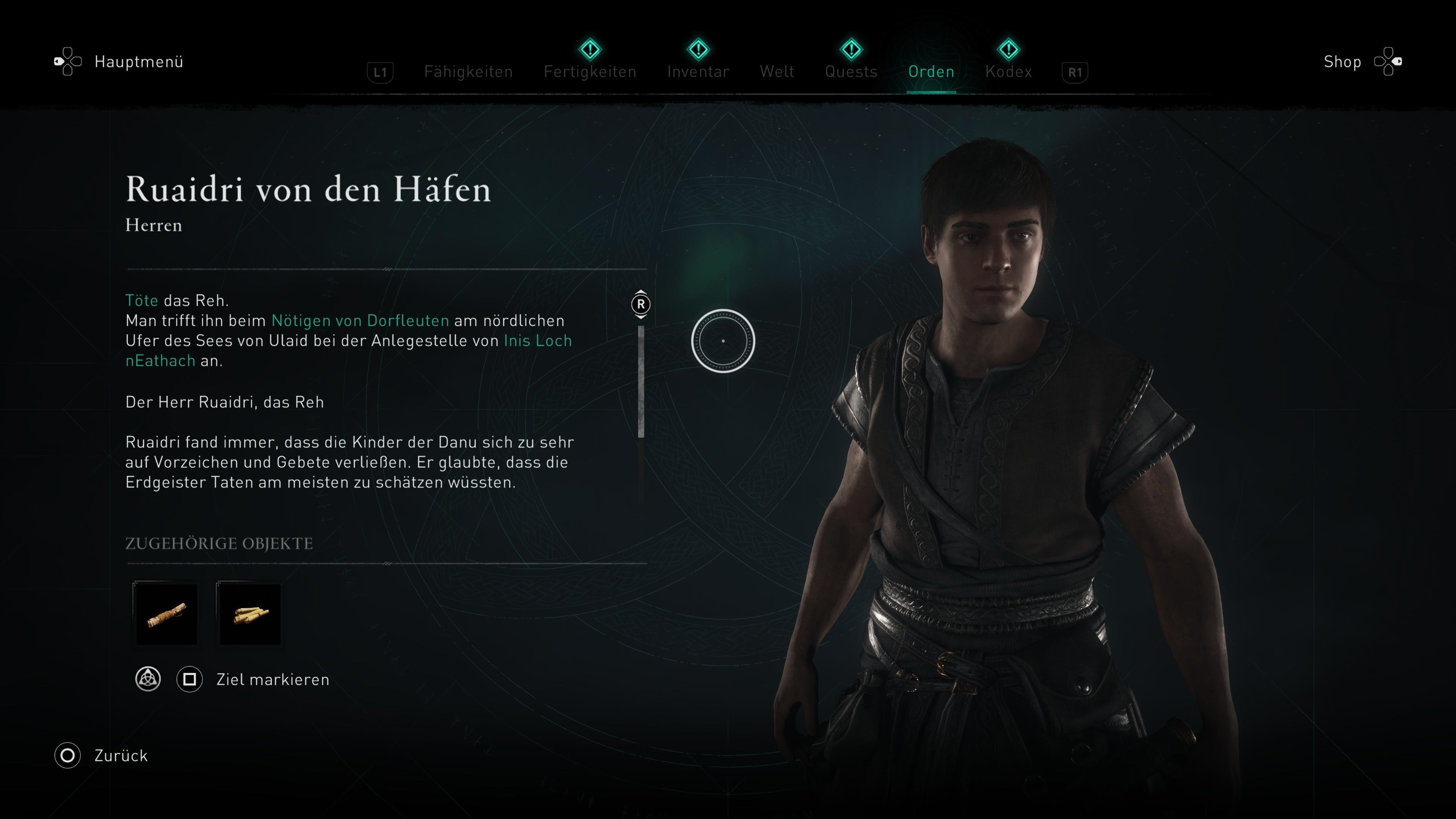 Assassin's Creed Valhalla Reh