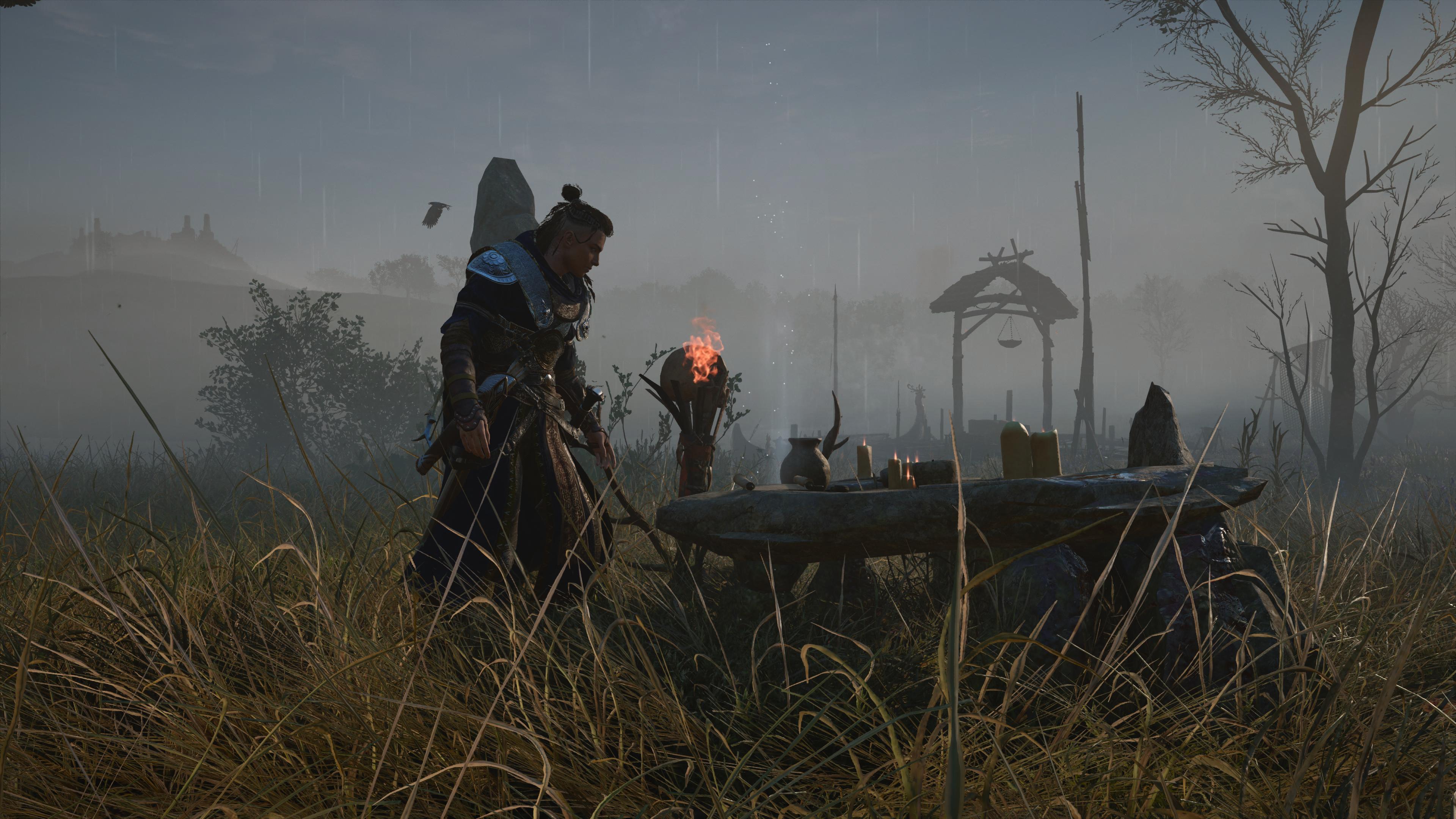 Assassins Creed Valhalla Wispern