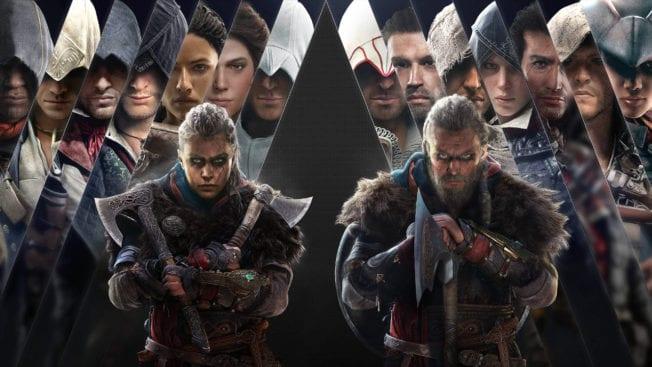 Assassin's Creed Rekordjahr
