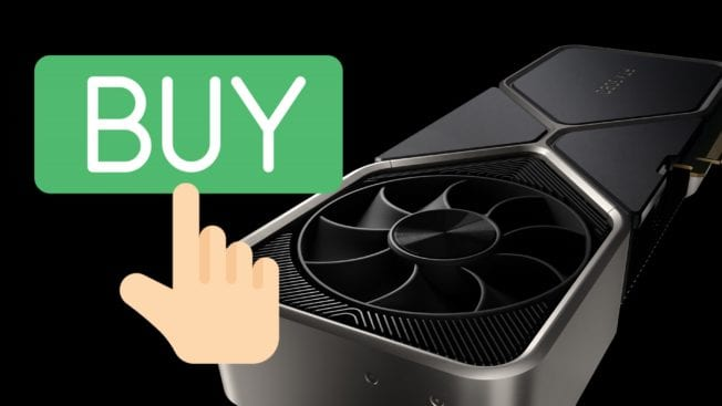 Nvidia GeForce 3080 kaufen