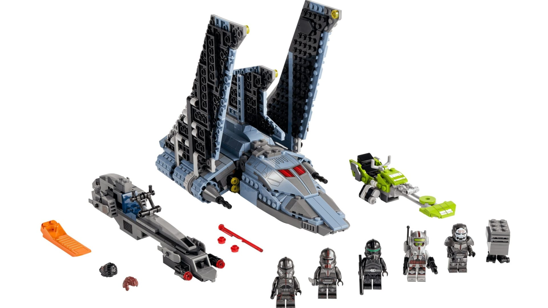 LEGO Star Wars Angriffsshuttle