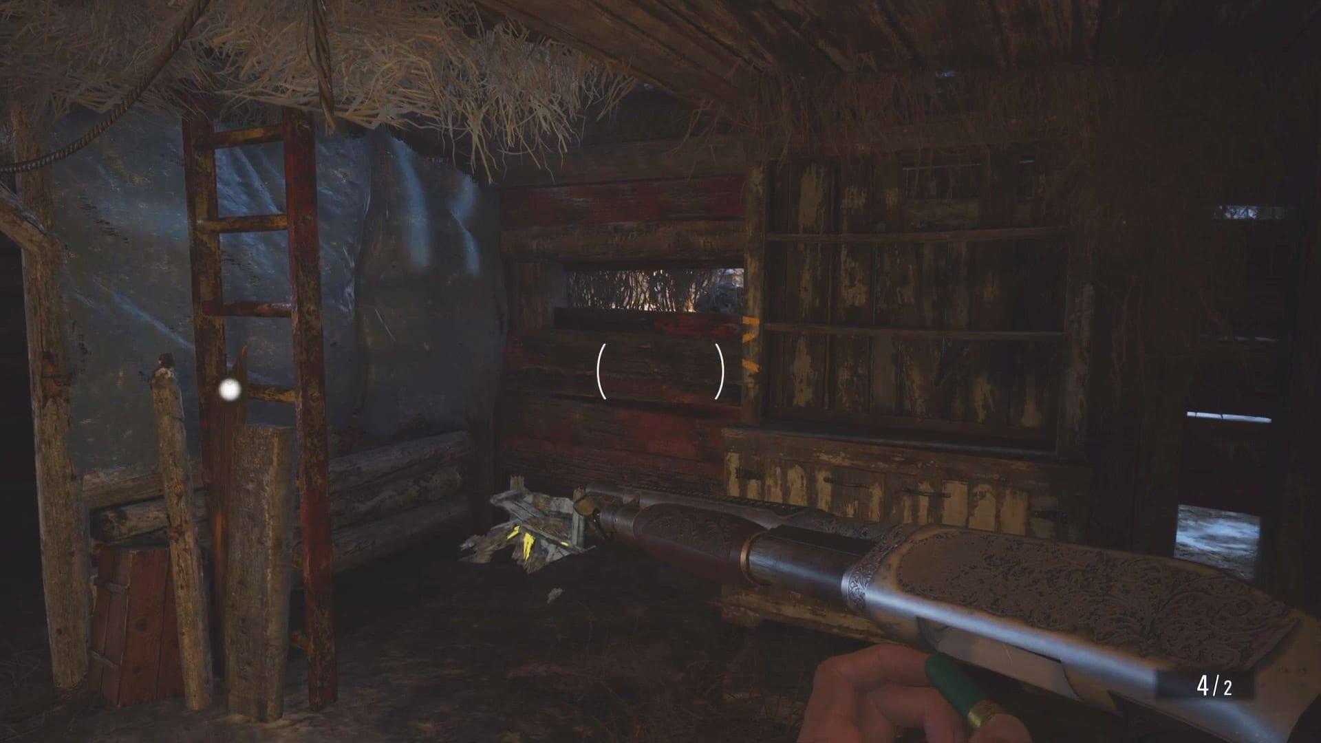 Resident Evil 8 - Barrikaden