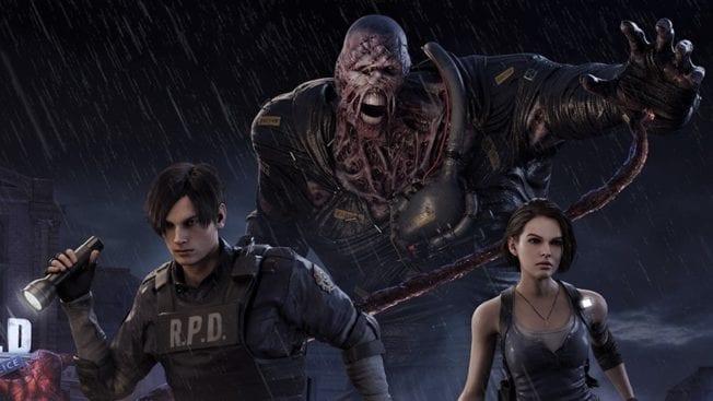 Dead by Daylight Resident Evil Perks Fähigkeiten