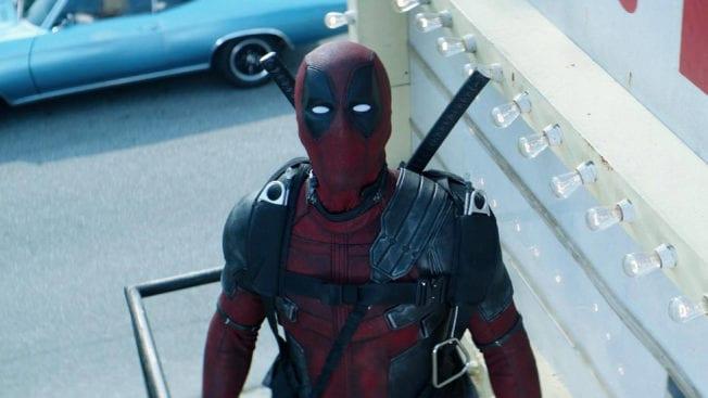 Deadpool R-Rating Ryan Reynolds