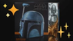 Death Watch-Helm aus der Black Series