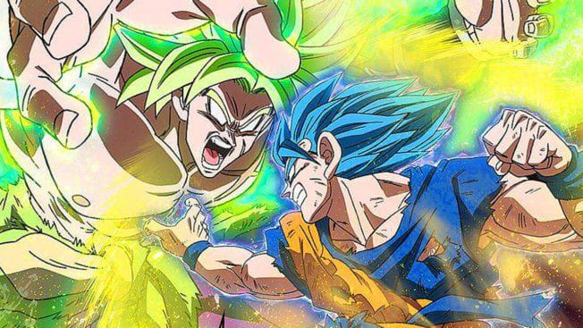 Dragon Ball Super Kinofilm