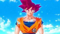 Dragon Ball Super Manga Super-Saiyajin Verwandlung