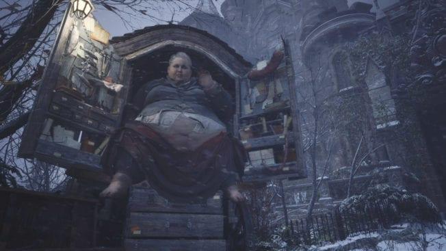 Duke in Resident Evil 8
