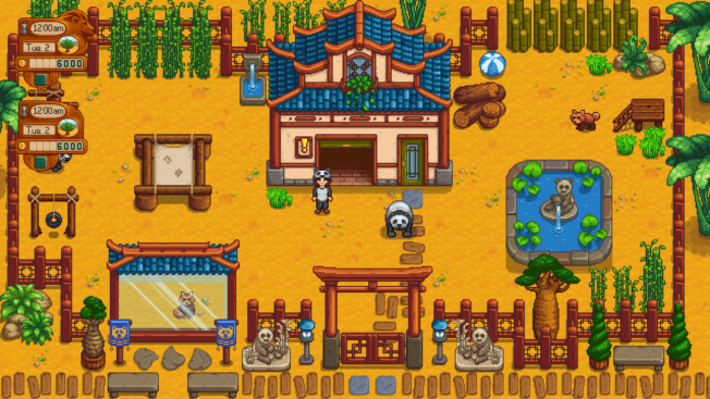 Super Zoo Story Screenshot