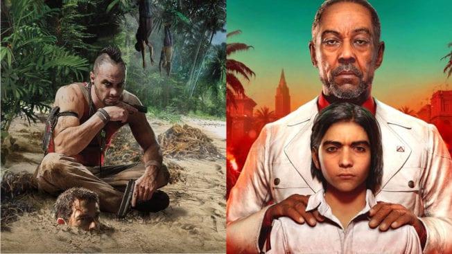 Far Cry 6 Vaas Far Cry 3 Easter Egg
