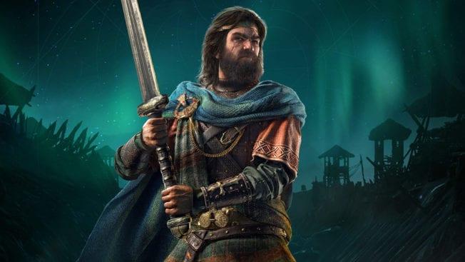 Assassin's Creed Valhalla Zorn der Druiden König Flann