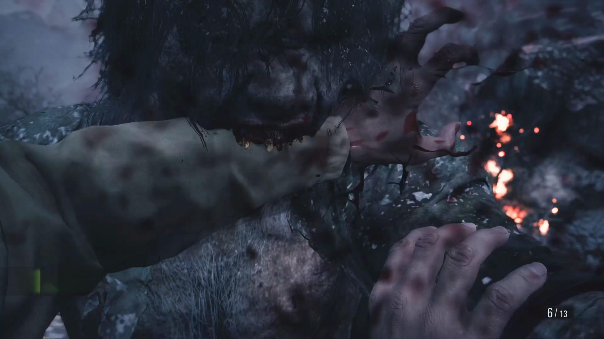 Resident Evil 8 -Lykaner