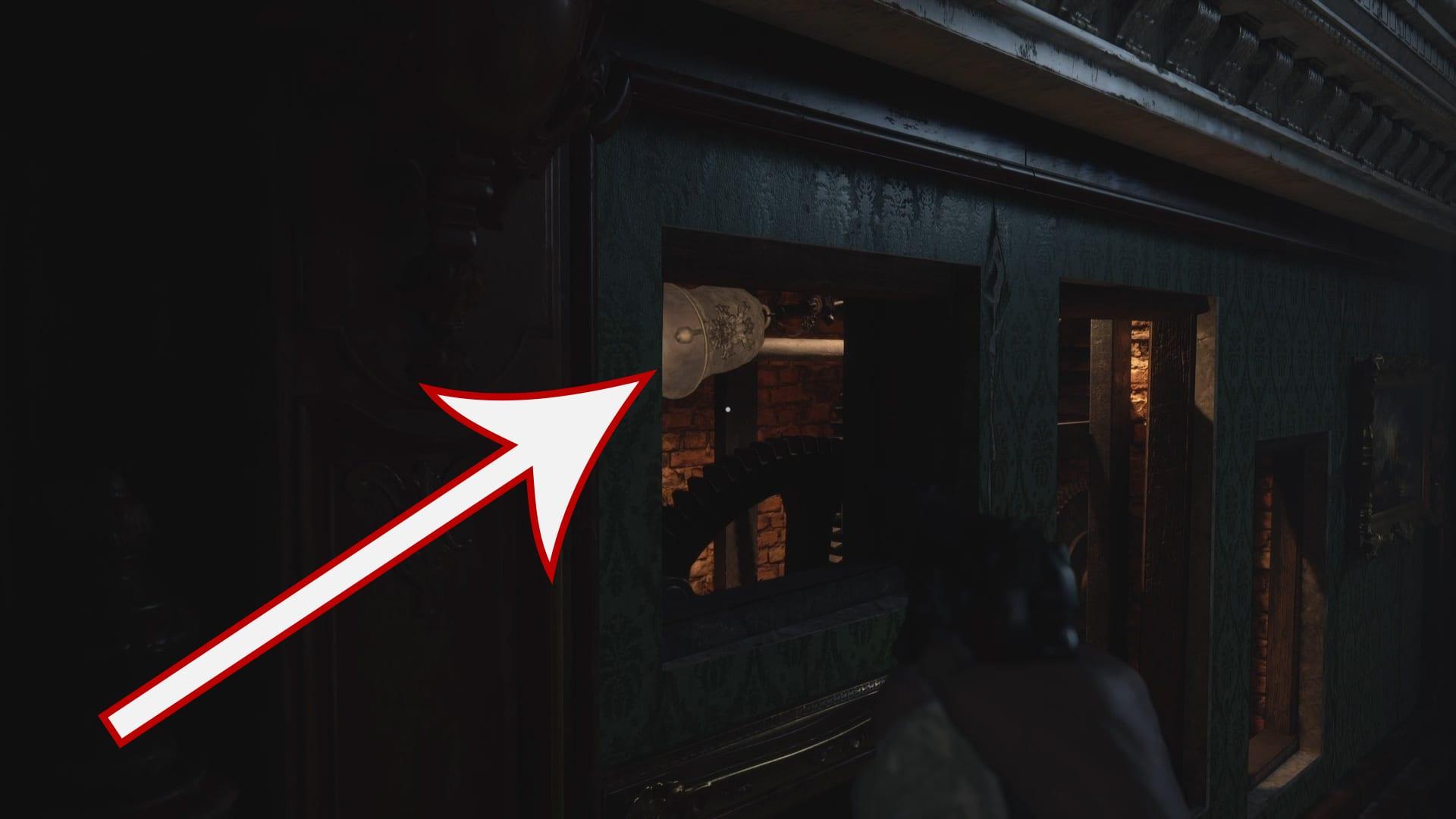 Resident Evil 8 - Glocke 3