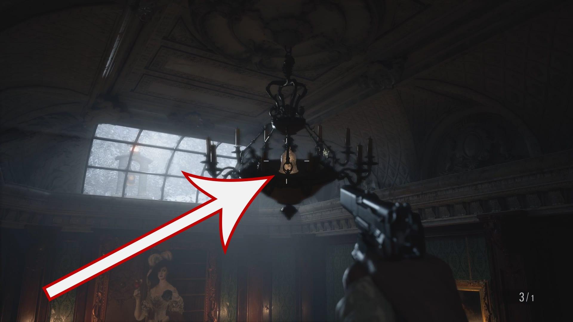 Resident Evil 8 - Glocke 5