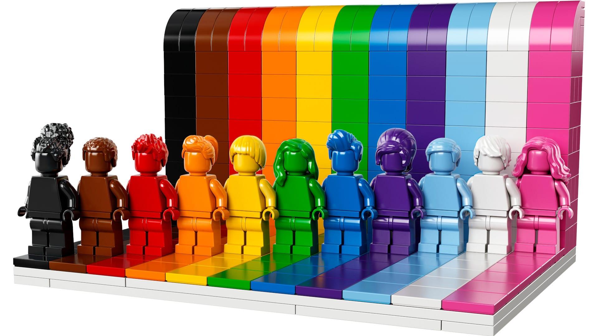 LEGO Jeder ist besonders