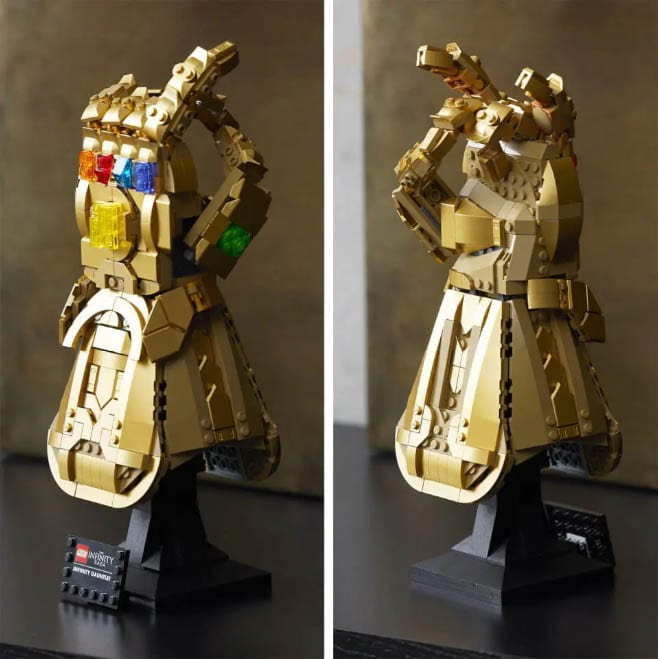 Marvel Gauntlet - LEGO