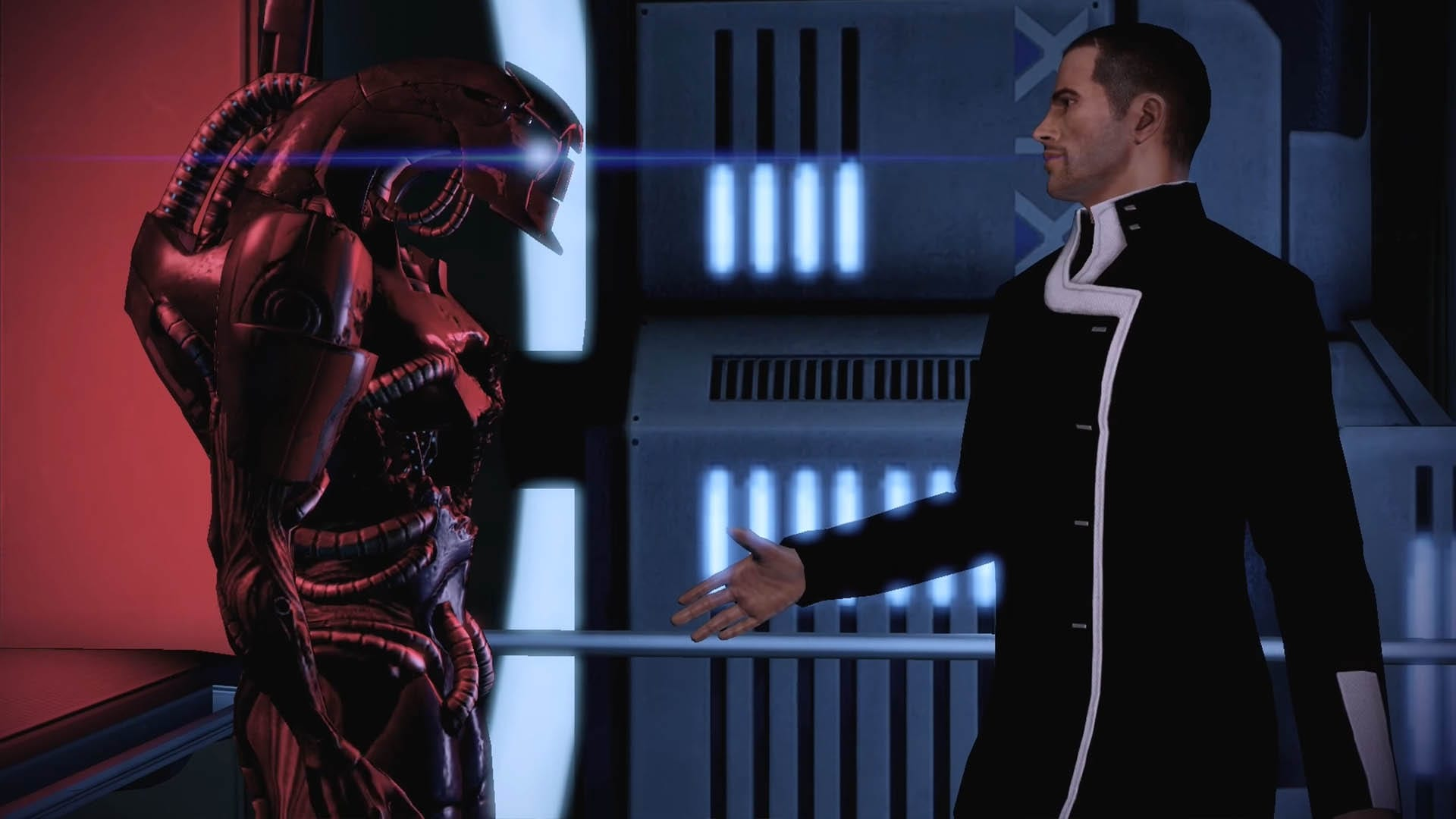 Mass Effect 2 - Legion freischalten - Bonus-Charakter
