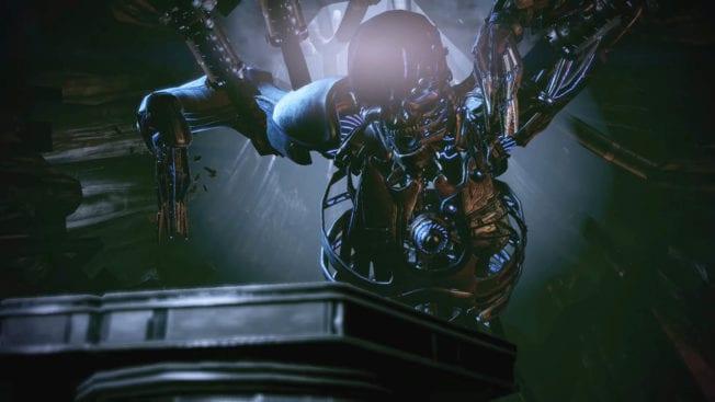 Mass Effect 2 - Lösung - letzte Mission - Endboss