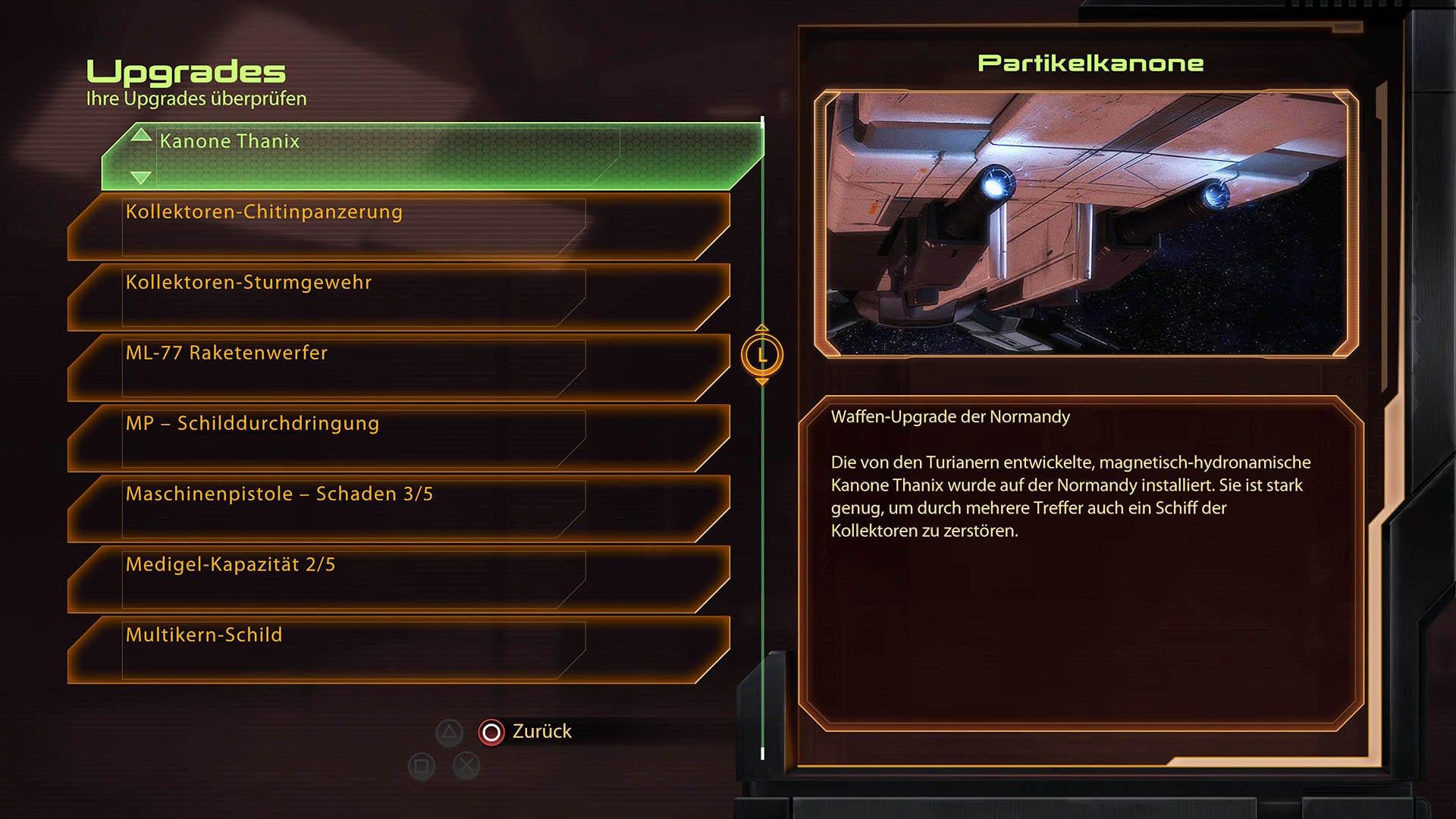 Mass Effect 2 - Lösung - letzte Mission - Partikelkanone