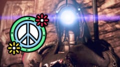 Mass Effect 3 - Frieden Geth - Quarianer
