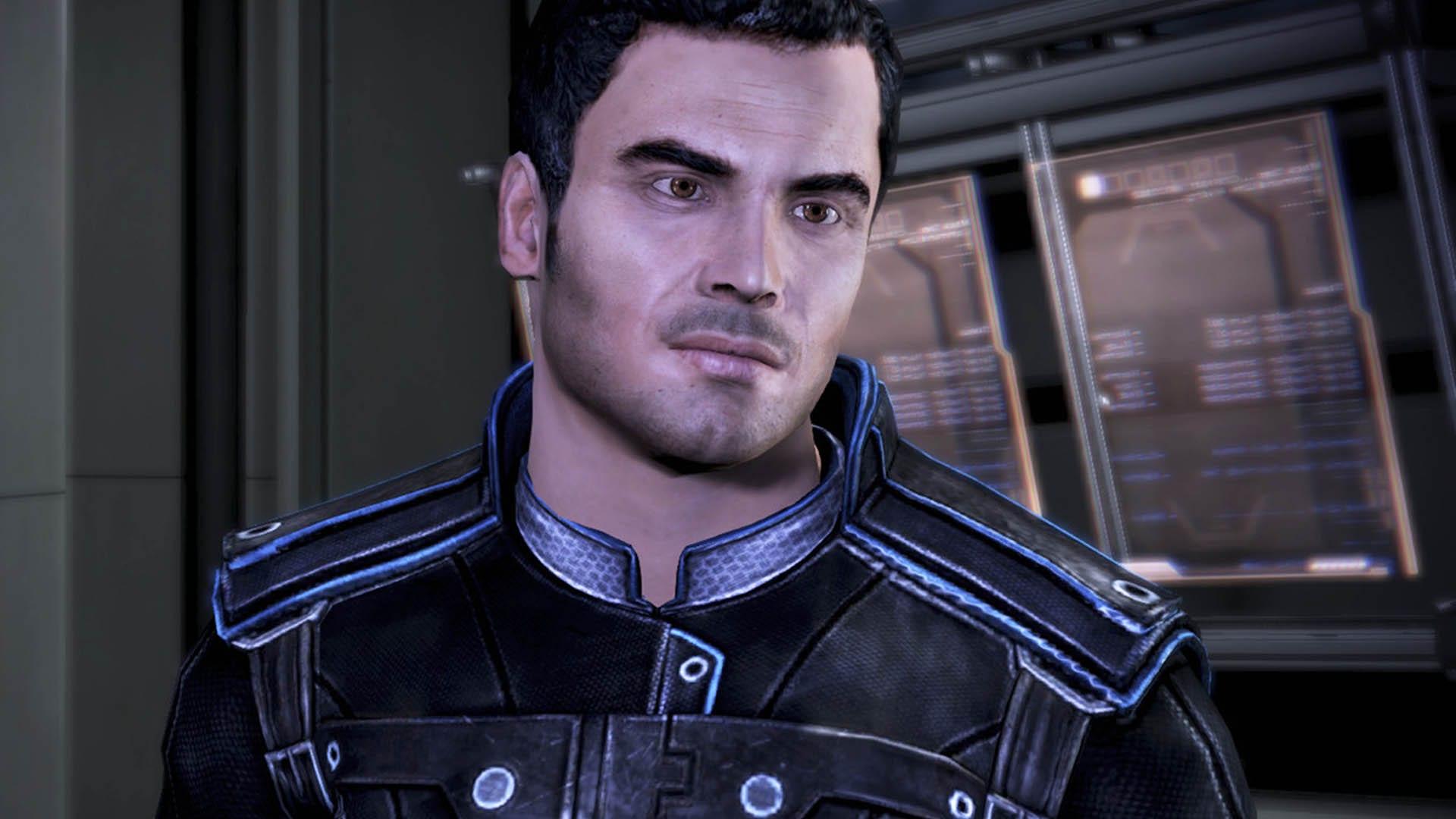 Mass Effect 3 - Romanze mit Kaidan