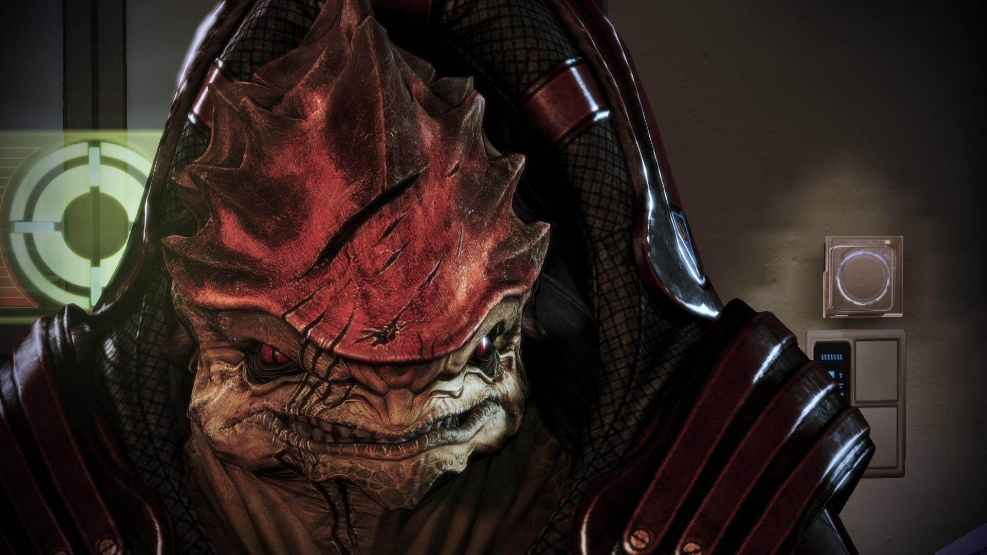 Mass Effect 3 - Urdnot Wrex