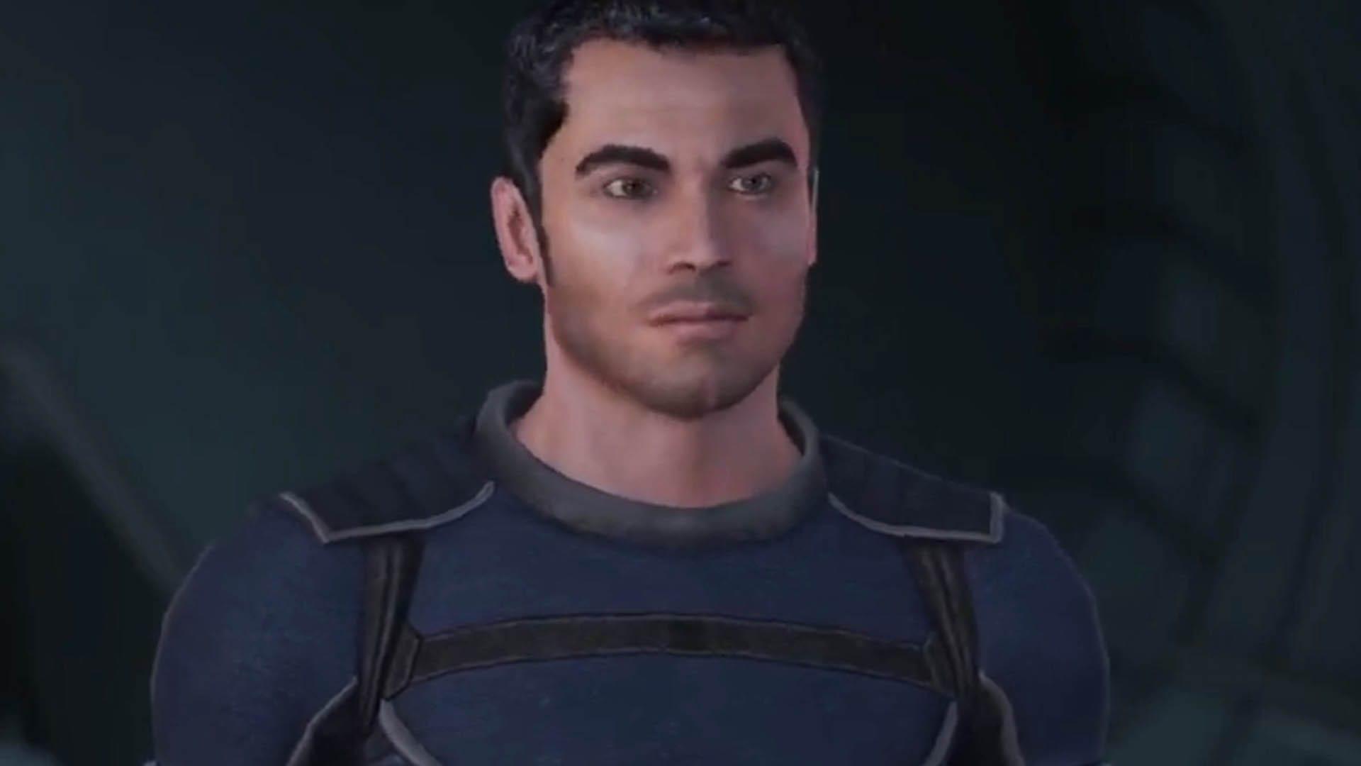 Mass Effect - Kaidan Alenko - Legendary Edition