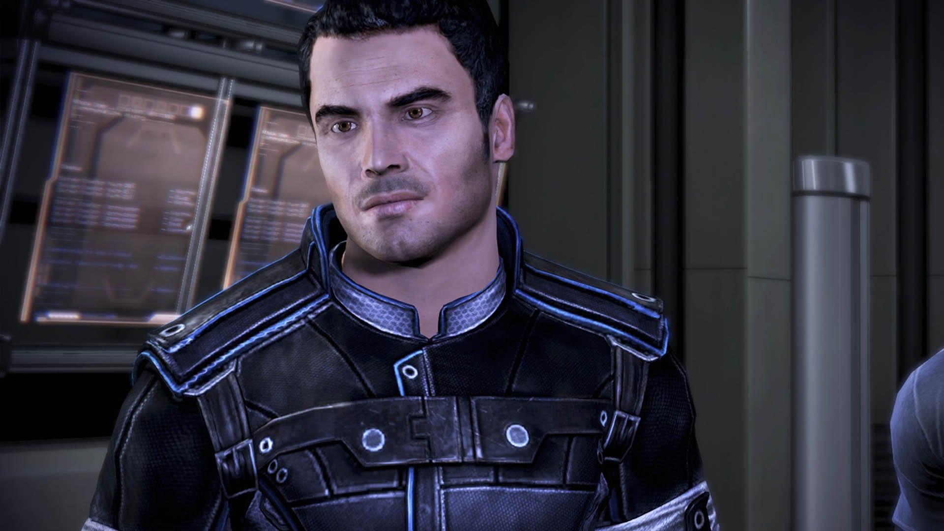 Mass Effect - Kaidan Alenko