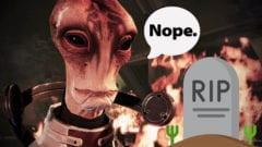 Mass Effect - Mordin