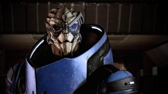 Mass Effect - Romanzen - Garrus