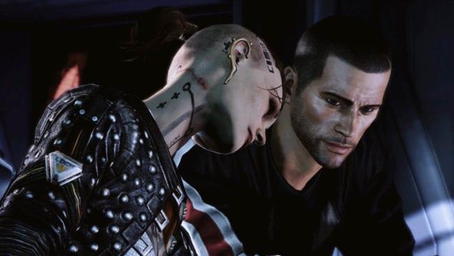 Mass Effect - Romanzen Neuerungen