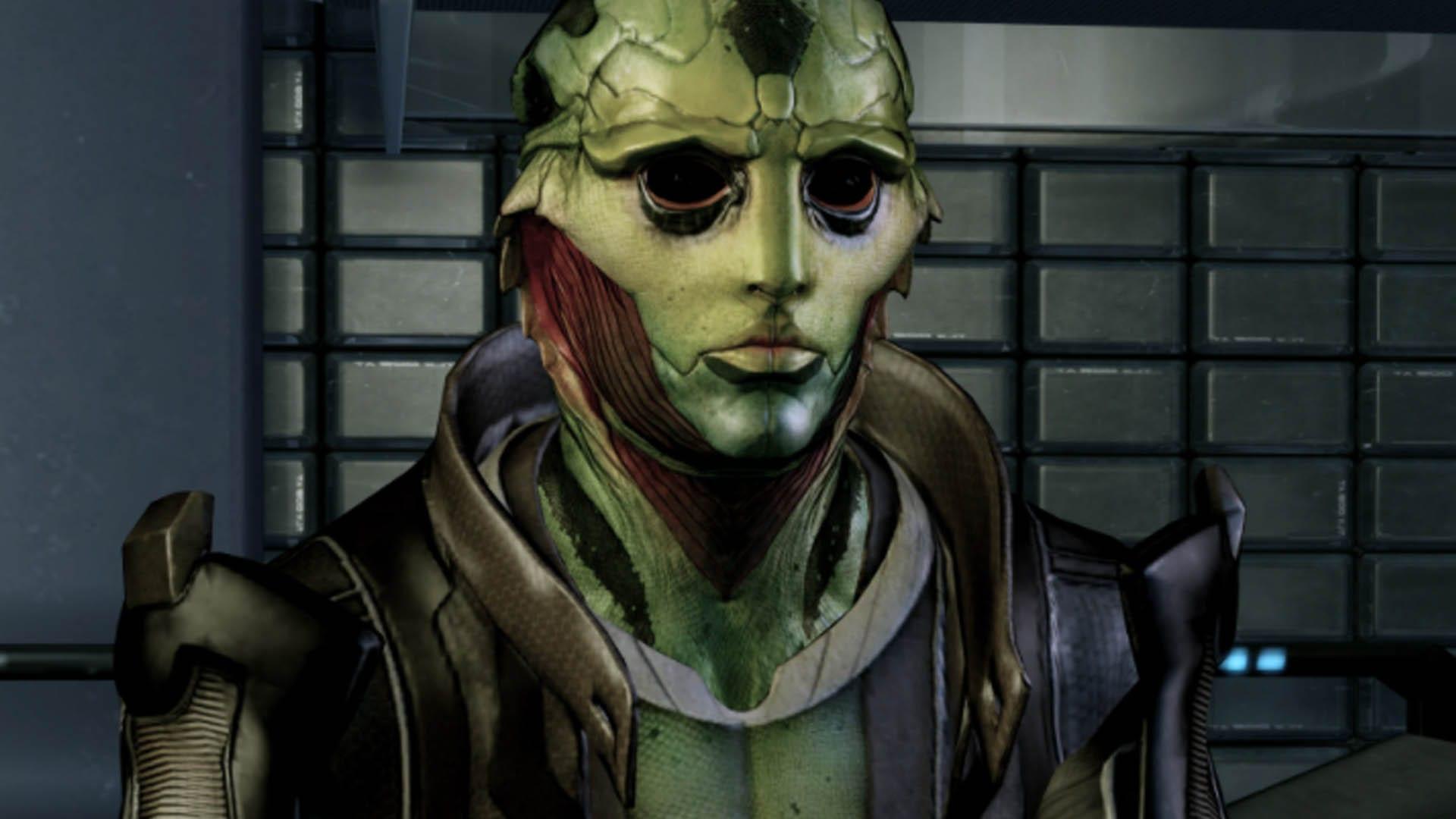 Mass Effect - Romanzen - Thane
